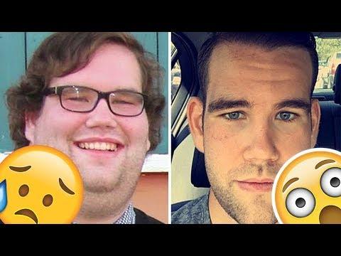 До и после похудения - мотивирующие фото | Они победили ожирение