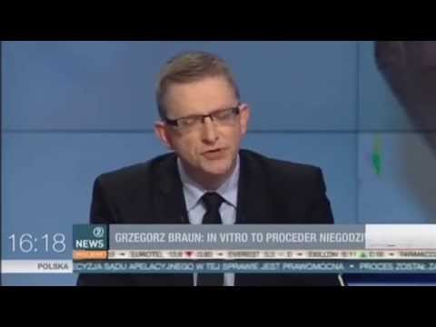 Grzegorz Braun vs Media - The best of
