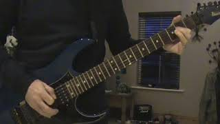 AC\DC Hell Or High Water (guitar cover)