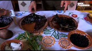 La ruta del sabor - Mole poblano. Puebla, Puebla