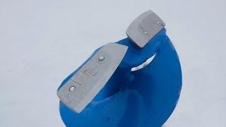 Ледобур MORA ICE Easy 150 от компании Спорттовары Рыболов - видео