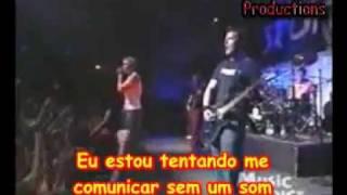 "12 Stones (Live) - ""In My Head"" Legendado Português (เ.F. קя๏∂µ¢†เ๏иร)"