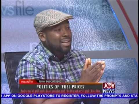Politics of 'Fuel Prices' - Newsfile on JoyNews (22-9-18)