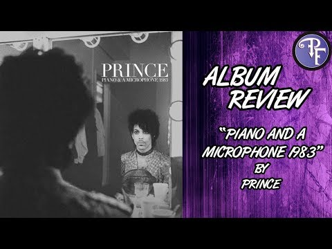 Piano and a Microphone 1983 (2018) – Prince – Album Review