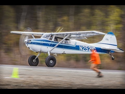 2018 Talkeetna Fly In's Gross Weight STOL Competition