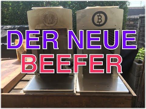 BEEFER ONE vs.  BEEFER ONE PRO  Vergleich --- Klaus grillt