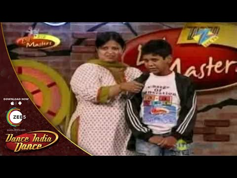 DID Little Masters Mumbai Audition May 01 '10 - Rohit Sawant