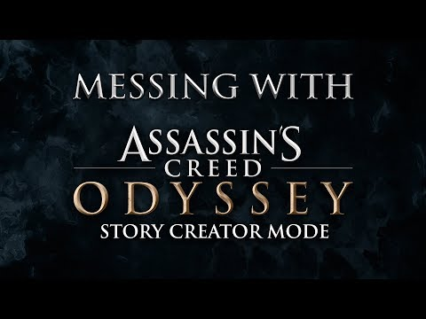 "Messing Around with AC Odyssey's ""Story Creator"""
