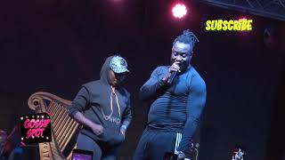 Bebe Cool Asked To Surrender His Wife Zuena To A Fan After Doing This On Stage