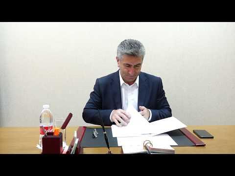 Министр спорта Ростовской области пообщался с красносулинцами