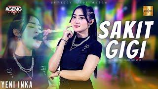 Lirik Lagu dan Chord Kunci Gitar Sakit Gigi - Yeni Inka ft Ageng Music