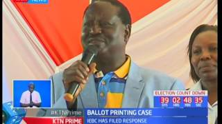 Kenya's democracy is on trial as IEBC's ballot printing tender case gets a date in court
