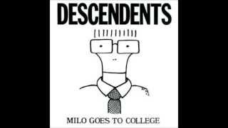 Descendents - I Wanna Be a Bear