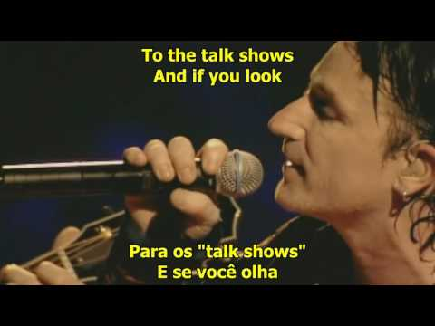 U2 - Stay (Lyrics/Legendado)
