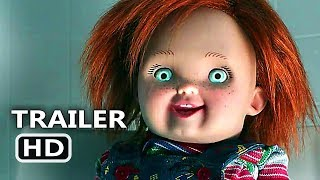 CHUCKY 7 ALL Official CLIPS (2017) Hоrrоr Movie HD