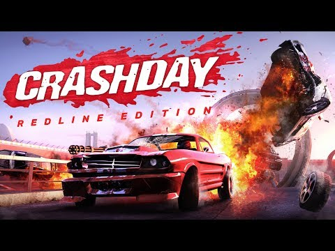 Crashday: Redline Edition (Official Trailer) thumbnail