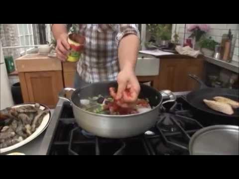 Jamie Oliver live – fish stew