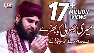Hafiz Ahmed Raza Qadri   Meri Jholi Ko Bhar Day   New Naat 2018