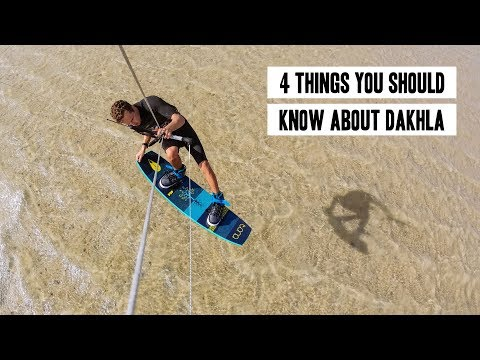 Kiteboarding In Dakhla: 4 Things You Should Know!