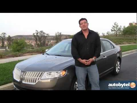 2012 Lincoln MKZ Hybrid: Video Road Test and Review
