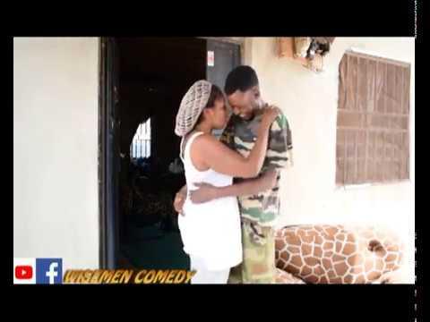 AKANCHAWA THE FAKE SOLDIER  AKANCHAWA COMEDY SERIES[EPISODE 16]