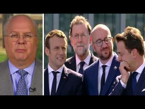 Rove: NATO members 'chagrined' to be called out publicly