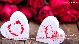 I BELIEVE MY HEART || Duncan James ft. Keedie || Lyrics Video + Vietsub