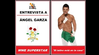Angel Garza Hopeful To Be On WWE WrestleMania 37 Card