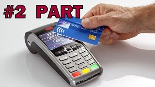 How Secure Your Contactless Credit Cards From Robbers -  PART 2