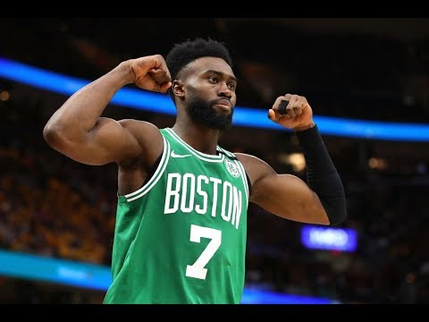 e530c0394c7 Jaylen Brown Buzzer Beater! 15 August 2018