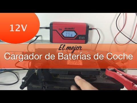 El mejor cargador de baterías de coche 2019 (12V)