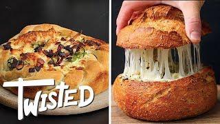 8 Seriously Stuffed Breads