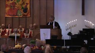 """Jesus ~ the Pun-damentalist""; Scripture Readings: Genesis 1:26-27, Psalm 2:1-6, and Matth"