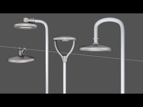 ZGSM Tool-less LED Urban Light