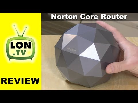 Norton Core Router Review – Home router with network security built in