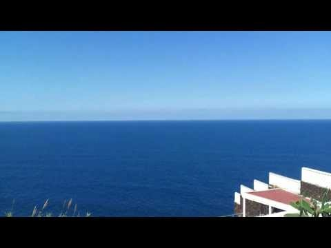 Прекрасный вид на океан! (видео)