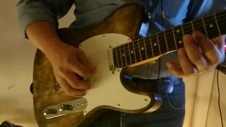 Trampled Under Foot – Led Zeppelin cover
