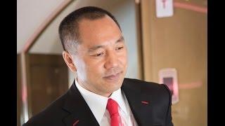 明鏡電視專訪郭文貴(第一期)(《法治與社會》第1期)