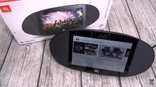 JBL Link View - Smart Speaker With Google Assistant