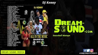 DJ Kenny - All In The Music (Dancehall Mixtape 2019)