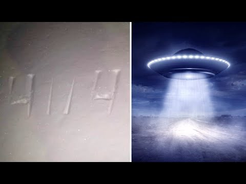 Mysterious Alien Carving Discovered In Snow? | Subscriber Submission