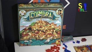 Kurzerklärer: Coimbra mit Peter Eggert - Spielwarenmesse 2018