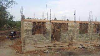 how many bricks   hostel 6 2014