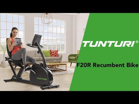 Promovideo: Rotoped TUNTURI F20-R Bike Competence