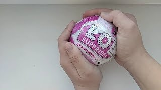 Самая лучшая подделка! Кукла лол глиттер  ! Нас 2000