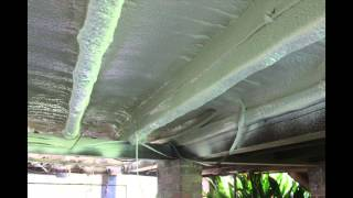 <h5>Crawl space insulation</h5><p>Learn the benefits of crawl space insulation.</p>