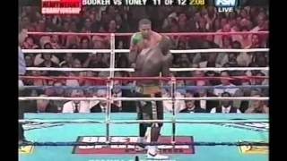 James Toney vs Rydell Booker Part 4