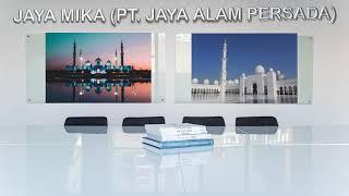 Jaya Mika (PT. Jaya Alam Persada) mengucapkan selamat menjalankan ibadah puasa di bulan suci Ramadha