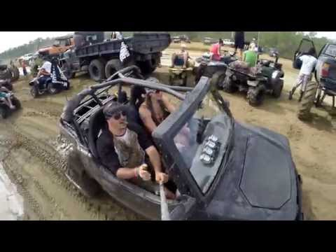 Oreion Reeper Mudding & Puddle Jumping at RedneckYachtClub