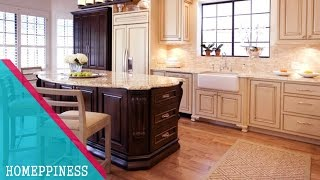 (NEW DESIGN 2017) 20+ Gorgeus French Country Kitchen Ideas
